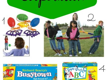 TOYS AND ACTIVITIES FOR KIDS: COOPERATION