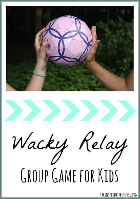 group games for kids wacky relay TITLE