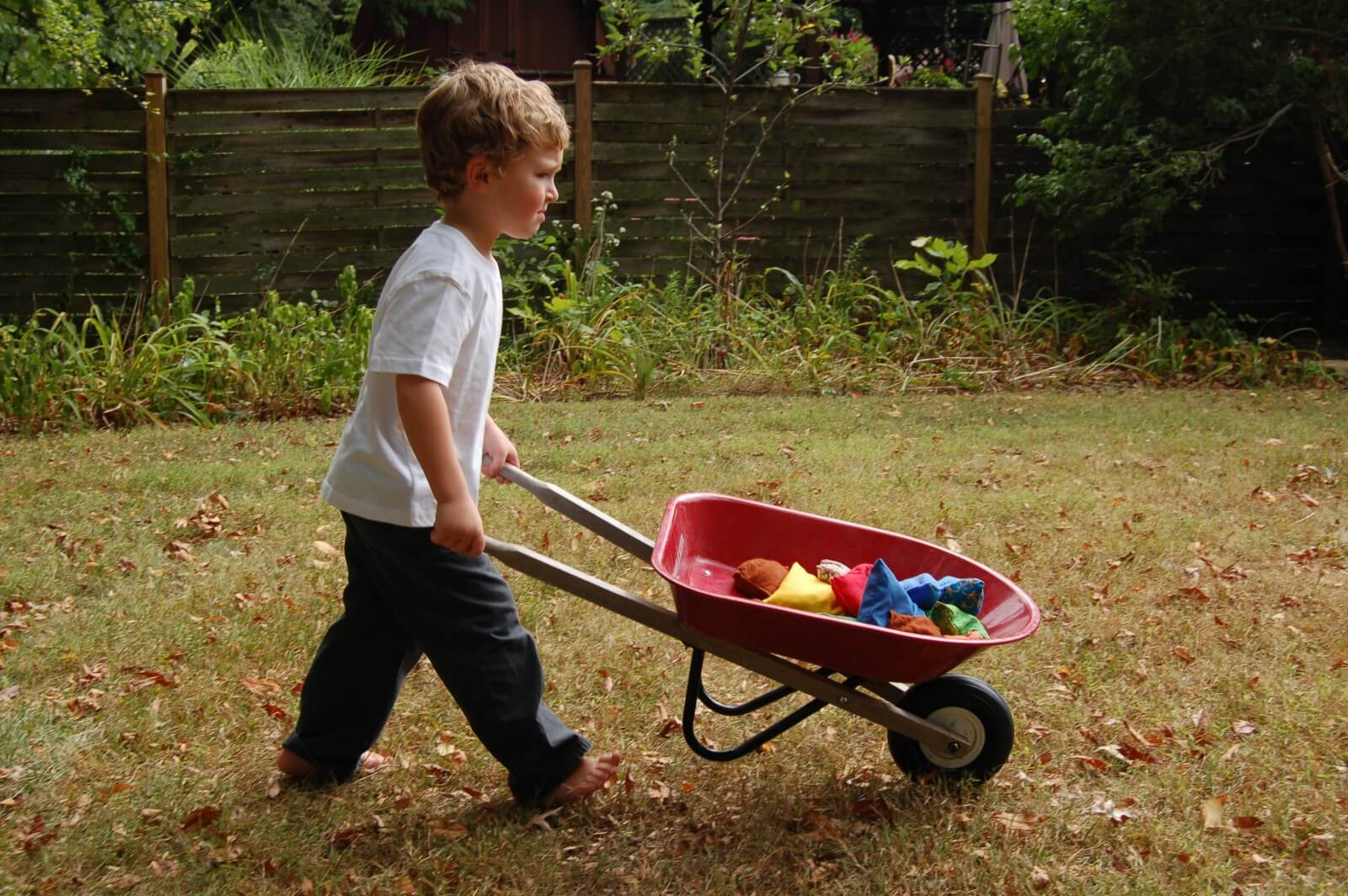 GROSS MOTOR ACTIVITIES: WHEELBARROW RELAY - The Inspired Treehouse
