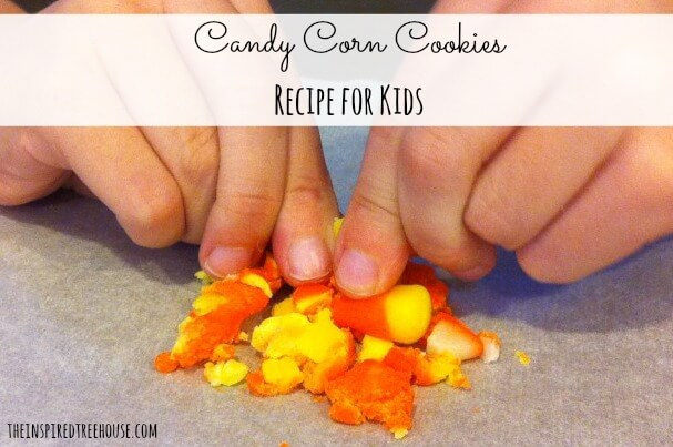 candy corn cookies halloween activities2