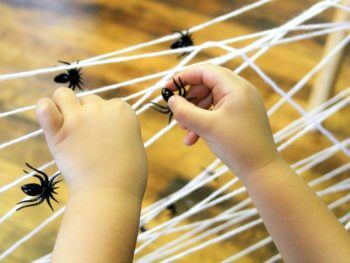 Halloween Activities for Kids: 3 Fun Ways to Spin a Web