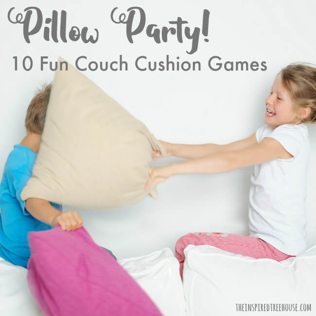 indoor games for kids couch cushion games square