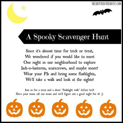 spooky scavenger hunt resized