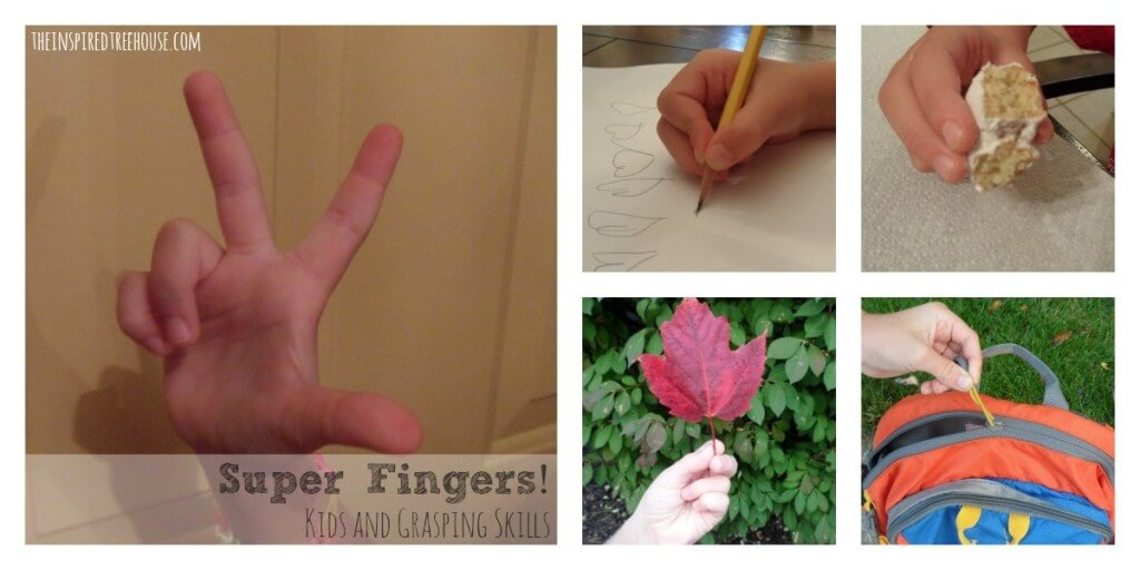 child development super fingers