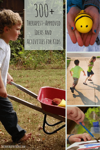 300 therapist approved ideas and activities for kids