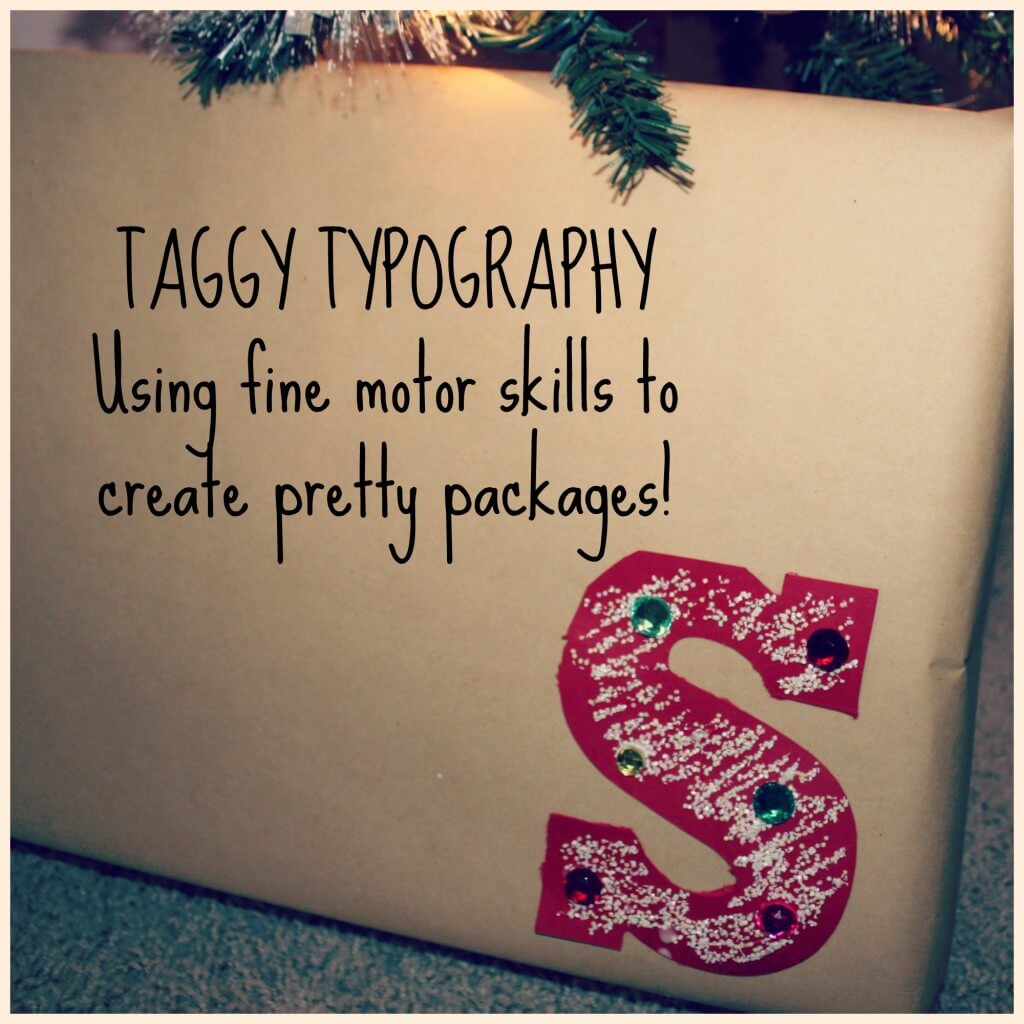 Taggy typography pinnabe