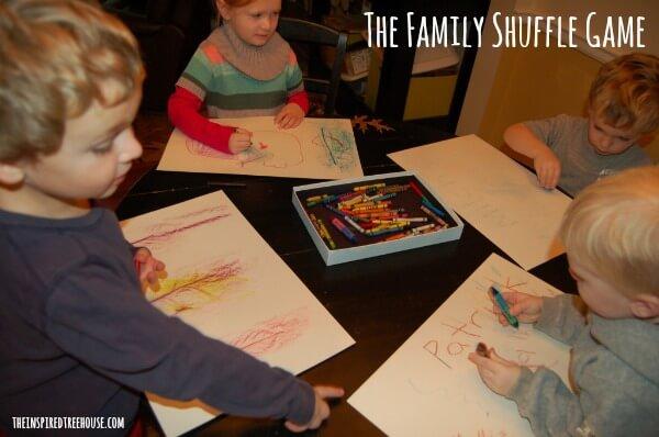 family shuffle fun family activities 2