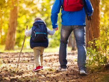 9 FUN GROSS MOTOR SKILL ACTIVITIES FOR A FALL HIKE