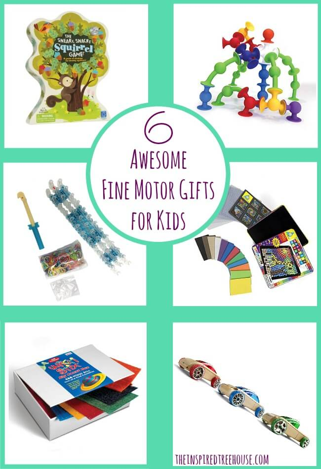 fine motor gifts for kids