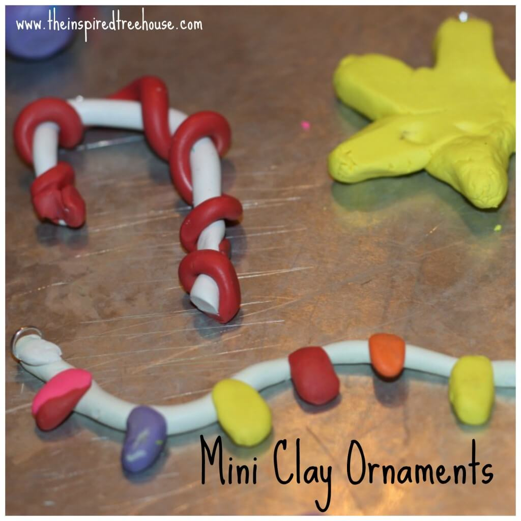 mini clay ornaments pinnable