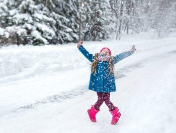 Winter Gross Motor Activities: Snow Dance