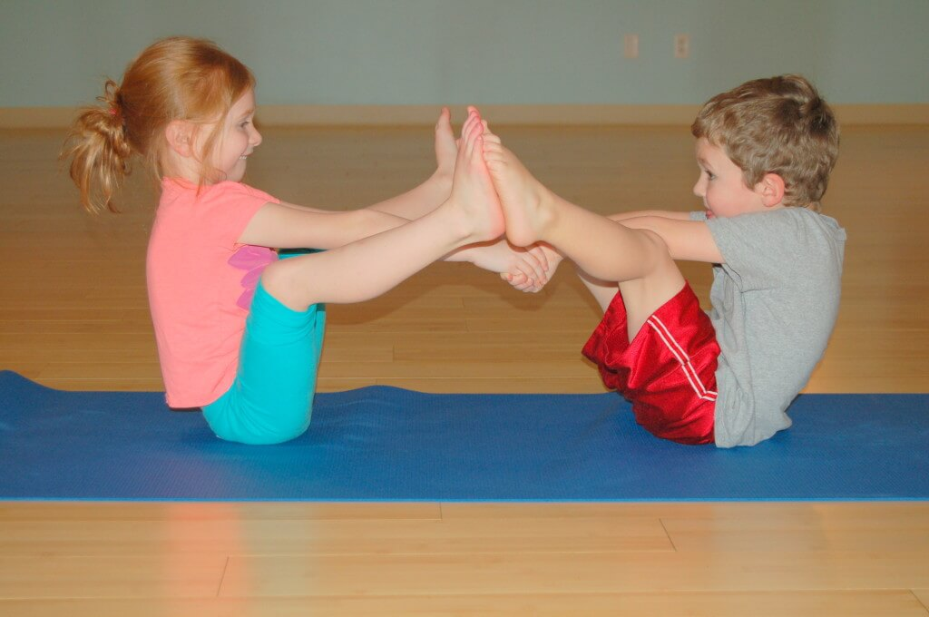 Snowga Wintertime Yoga For Kids