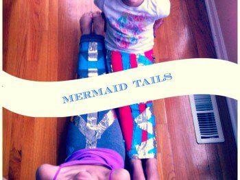 MERMAID TAILS BALANCE ACTIVITY