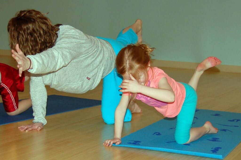 Yoga Opposite Game For Kids