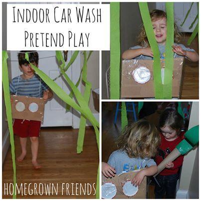 indoor car wash