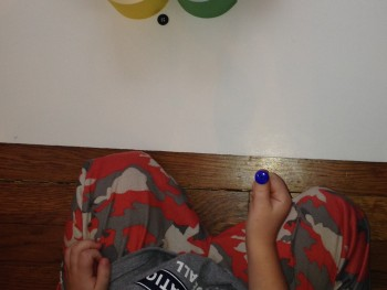 ACTIVITIES FOR KIDS: FINE MOTOR OLYMPIC RING TOSS