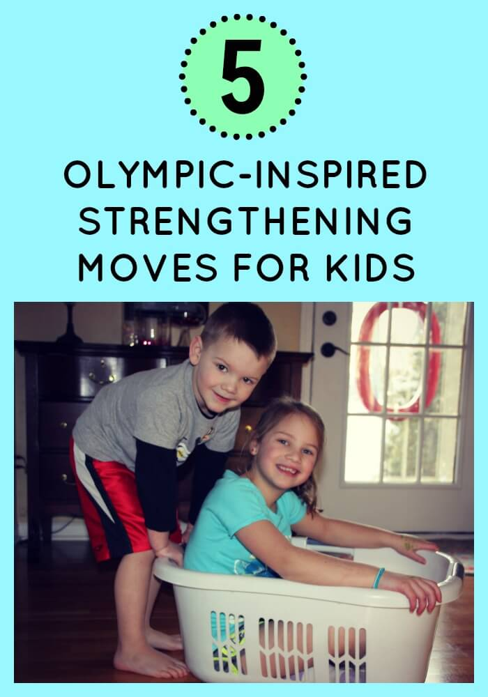 strengthening activities for kids