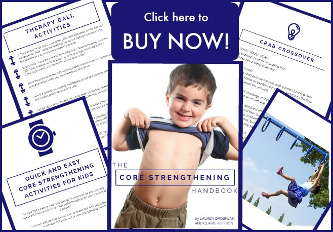 core strengthening handbook promo image buy now