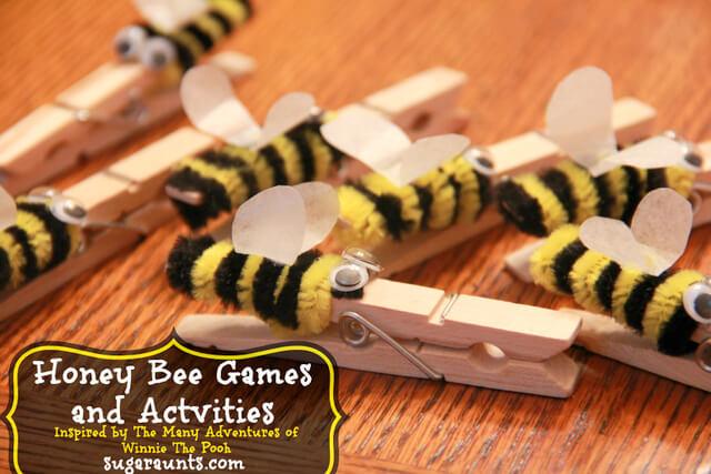 honey bee sugar aunts