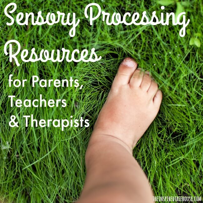 sensory processing resource page square