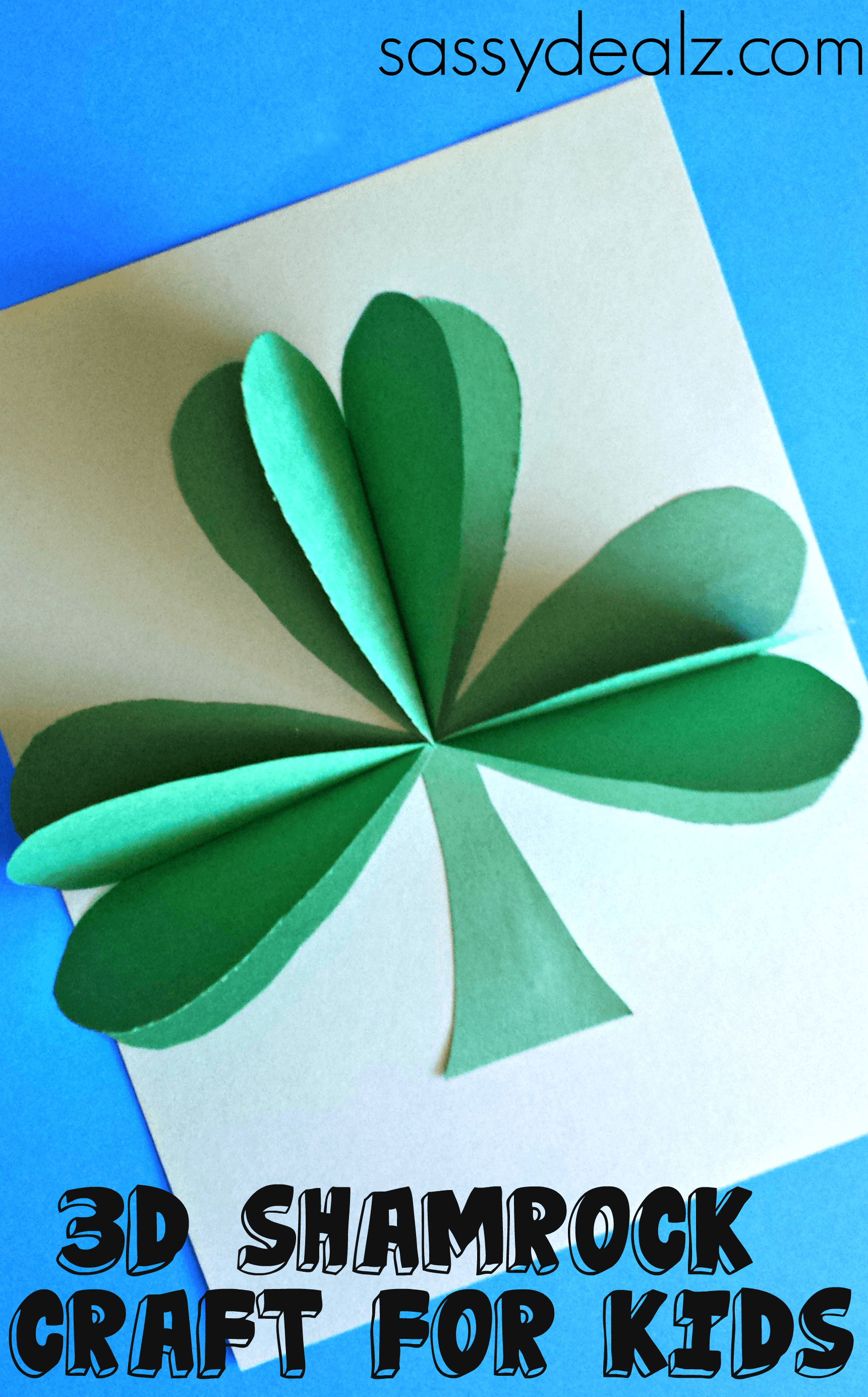 Arts and crafts for st patrick s day for adults