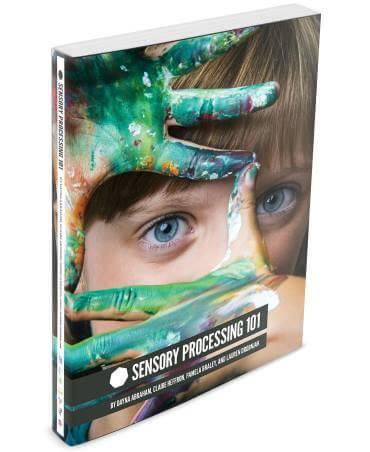 sensory processing 101 cover