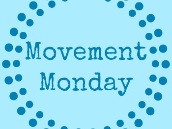 gross motor activities movement monday