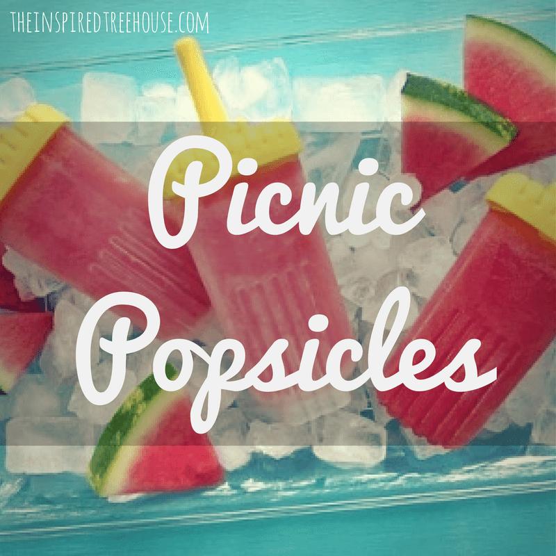 Picnic popsicles