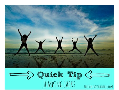 jumping jacks pin