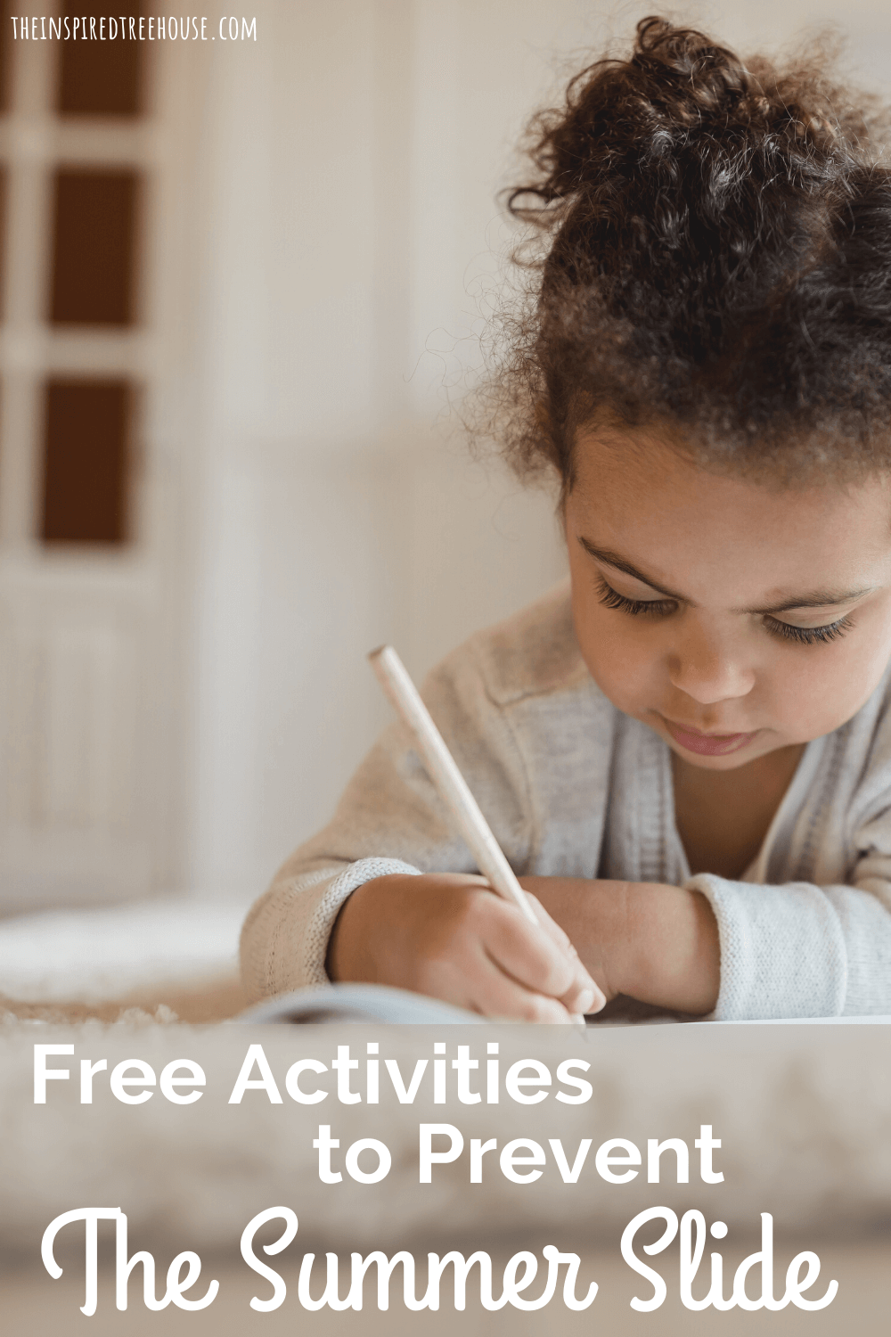 The Inspired Treehouse - Looking for fun and creative ideas to prevent the summer slide and keep kids active, learning and engaged to prepare for school? We've got you covered!