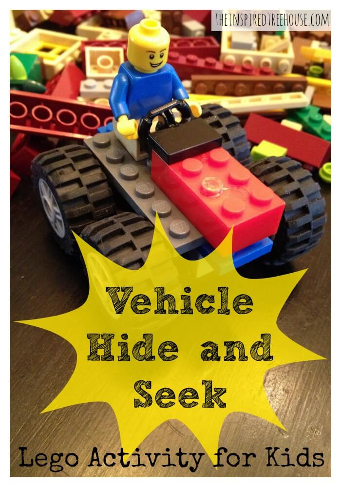 vehicle hide and seek