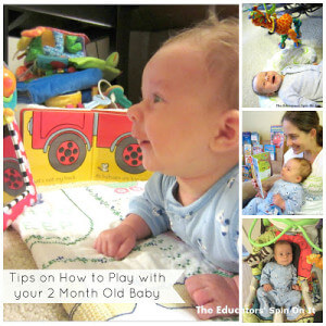 TipS on how to Play with your Two Month Old