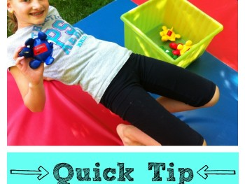 CHILD DEVELOPMENT QUICK TIP: CORE STRENGTHENING EXERCISES FOR KIDS
