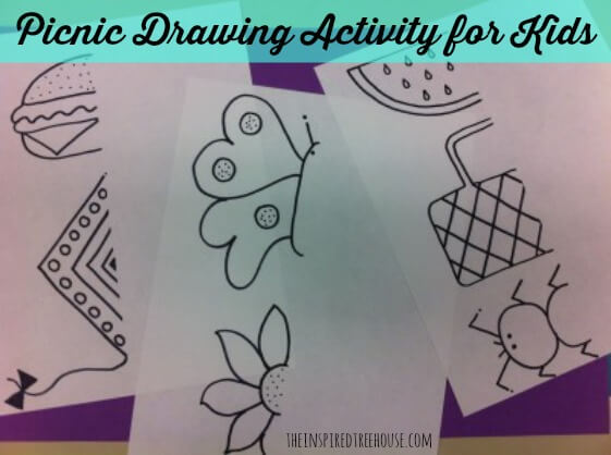 Picnic Printable Activities For Kids