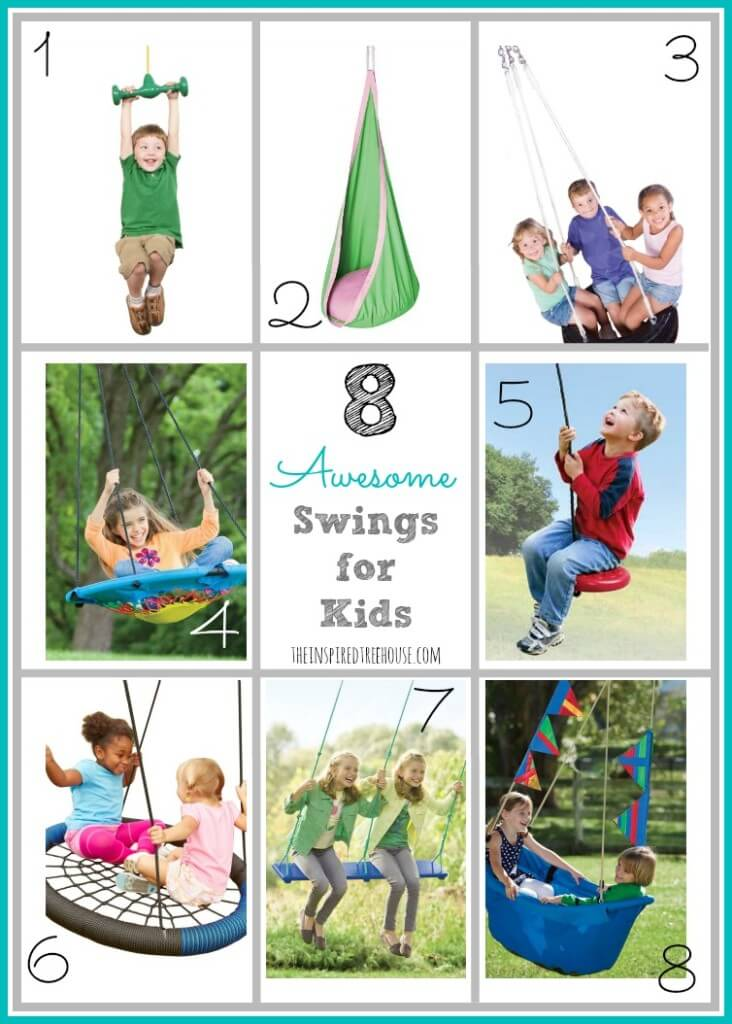activities for kids swings