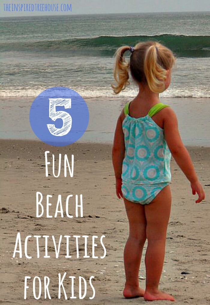 5 fun beach activities for kids2