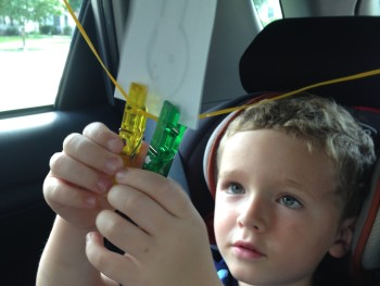 ACTIVITIES FOR KIDS: 3 FUN CLOTHESPIN GAMES FOR THE CAR
