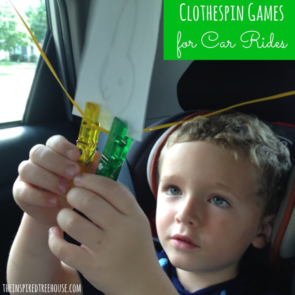 Clothespin activities for kids4 image