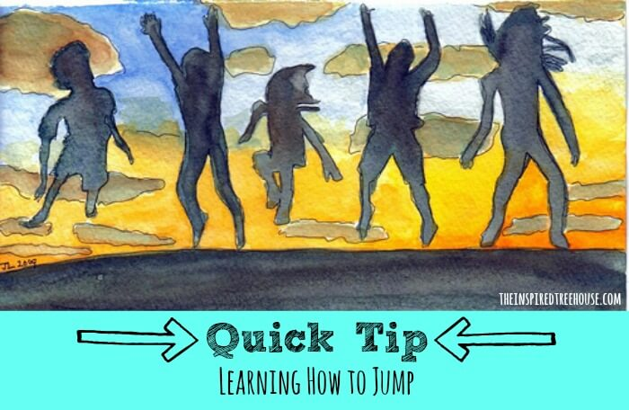 child development quick tip learning how to jump image