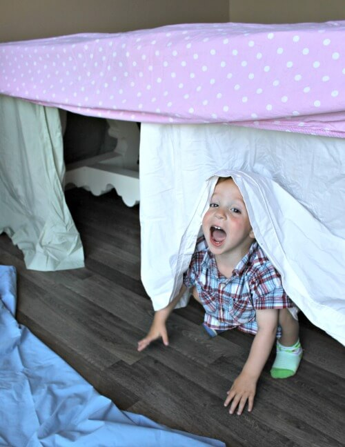 diy kids fort how wee learn