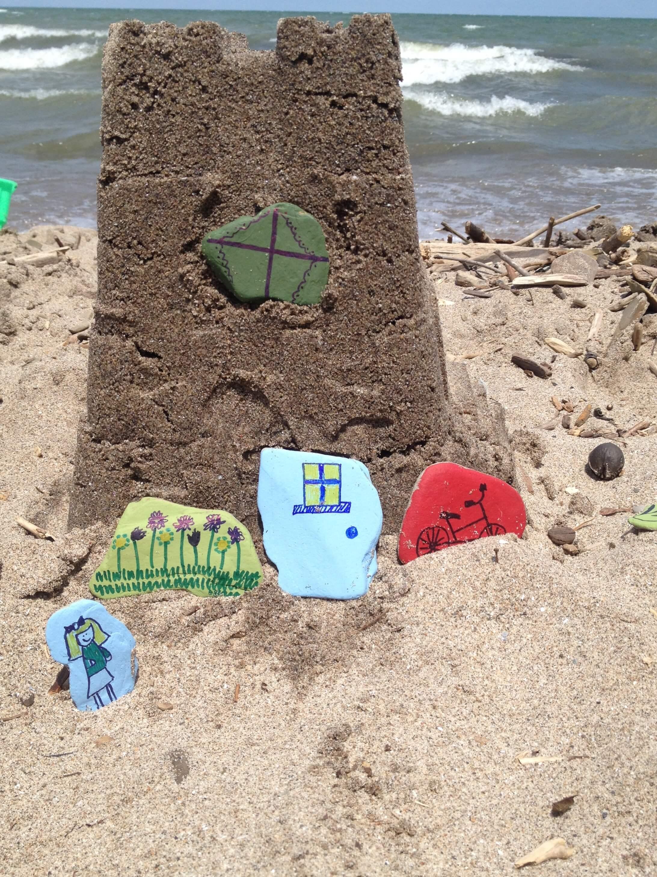 activities for kids easy diy sandcastle accessories3