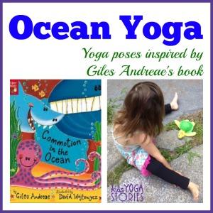 ocean yoga for kids