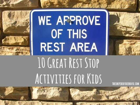 road trip rest stop activities for kids image 2