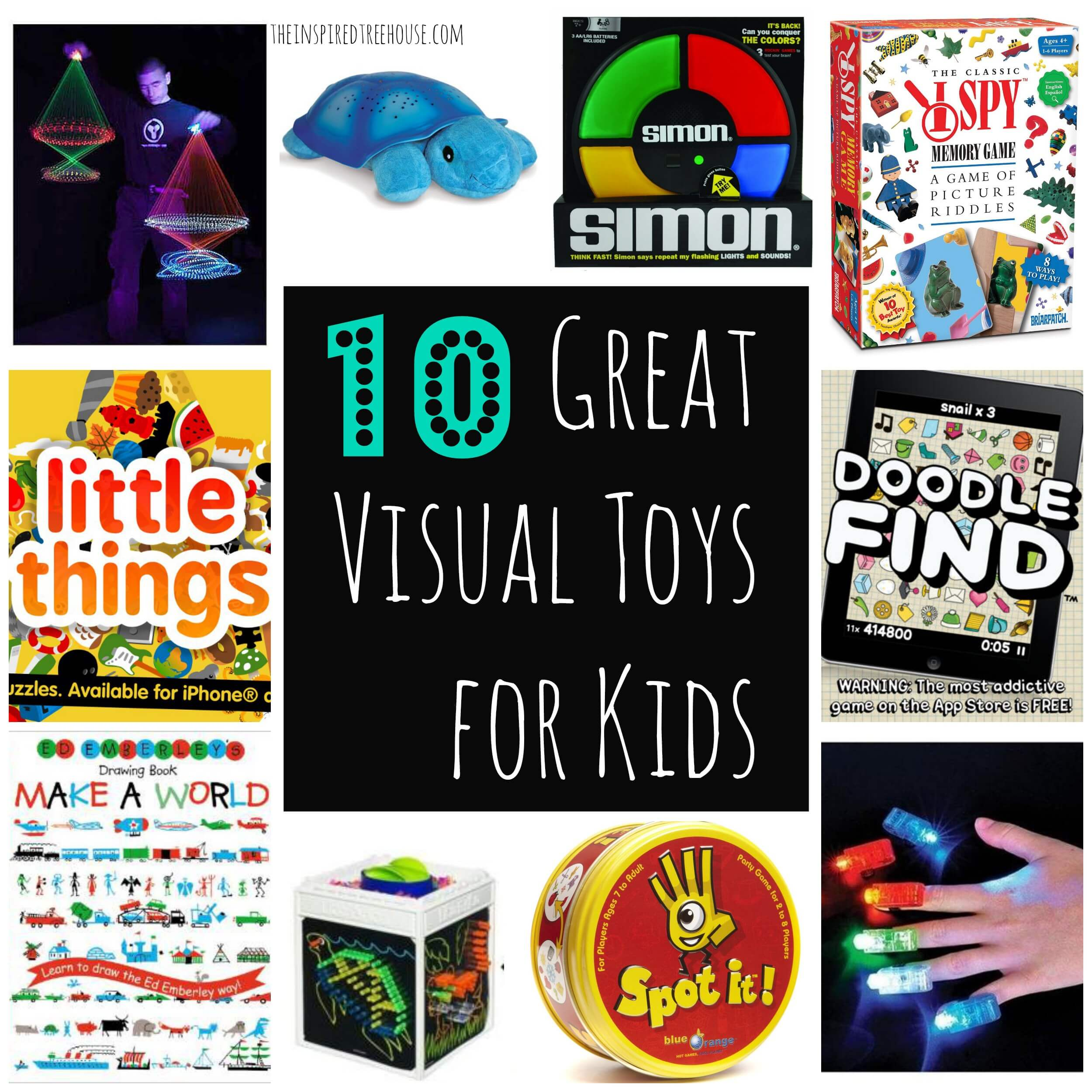 SENSORY PROCESSING 10 GREAT VISUAL TOYS FOR KIDS The Inspired