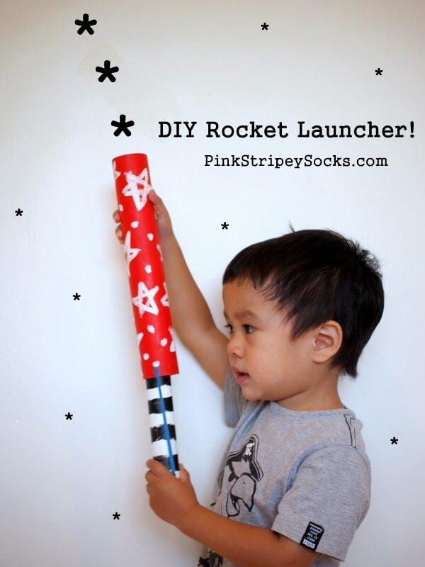 1 DIY Cardboard Roll Rocket Launcher (1)