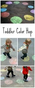 Toddler Color Hop - Gross Motor Color Recogntion Game (1)