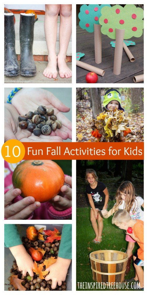 10 Fun Fall Activities for Kids