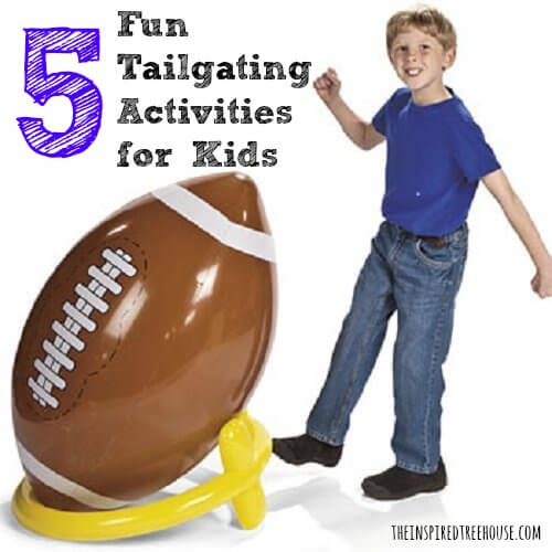 5 fun tailgating activities for kids image2