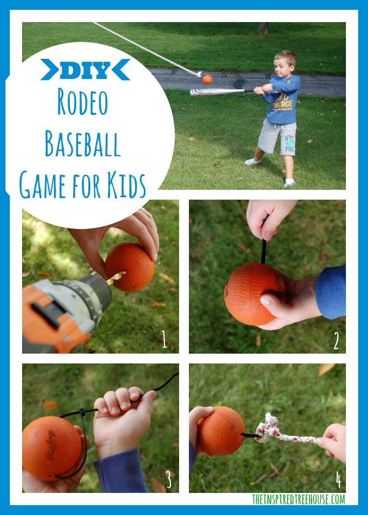 baseball drills for kids diy rodeo batting practice image2