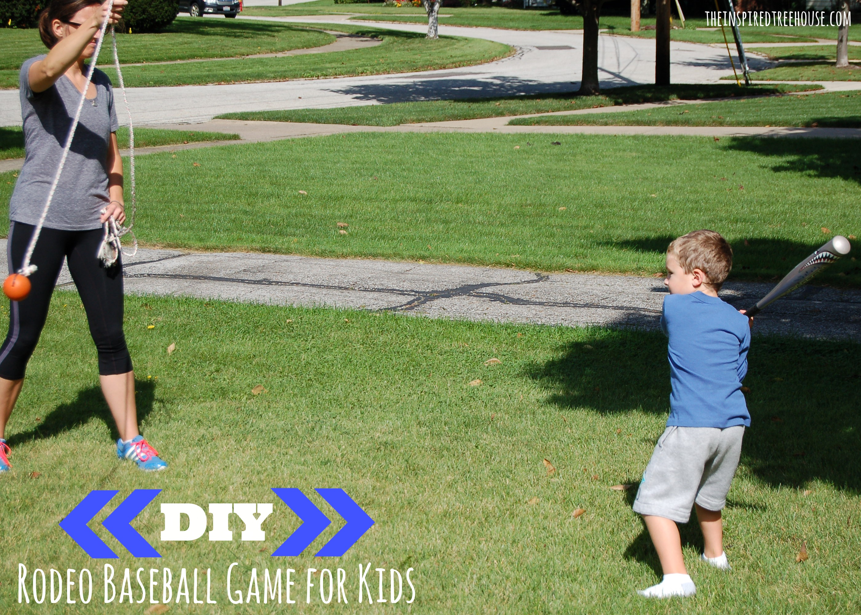 baseball drills3 diy rodeo baseball game for kids